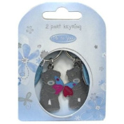 Me to You Tatty Teddy - 2 Part Friendship Keyring