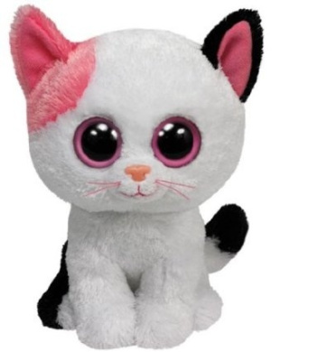 Ty Beanie Boo 15cm Plush - Cat Muffin
