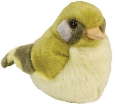Wild Republic RSPB Toy Soft Bird - Greenfinch