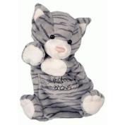 Doudou Puppet Tabby Cat Histoire d'ours