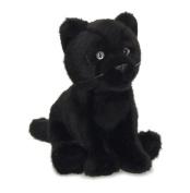 WWF 15192013 Black Panther Plush Toy 15 cm