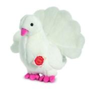 Dove Plush soft Toy by teddy Hermann. 23cm. 941422