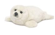 Mimex WWF16901 Toy Seal 38 cm Cream