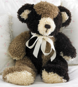 M C G Textiles Huggables Bear Stuffed Toy Latch Hook Kit, 50cm Tall