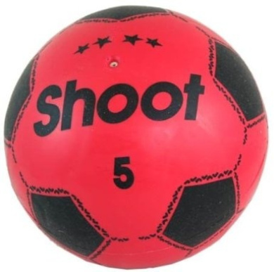 shoot size 5 plastic football colour varies