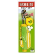 Baseline Junior Golf Caddy Set [Colours May Vary]