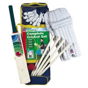 Complete Cricket Set Size 7.6cm Bag