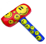 Party time Inflatable Smiley Mallet 48cm