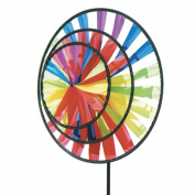 Brookite Triple Nylon Pinwheel