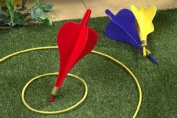 Kingfisher Premium Giant Garden Darts