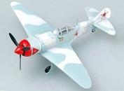"Easy Model 1:72 - Lavochkin La-7 - """"White 240cm "" lt.Col.S.F.Dolgushin, 156th FAR - EM36332"