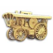 Matchbuilder Steam Traction Engine - Matchstick Modelling Kit