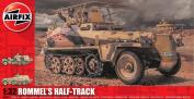Airfix 1:32 Military Rommel's Half Track Model Kit