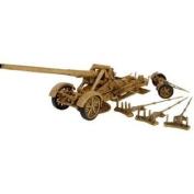 Revell 03176 Plastic Model Kit 1:72 German Heavy Gun 17cm Kanone 18 [Toy]