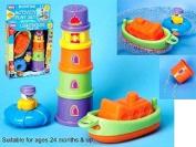 Lighthouse Bath Playset