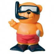 Bath - Rubber Bear Scuba Diver