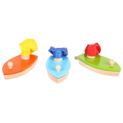 Bigjigs Toys BJ973 Balloon Powered Boat
