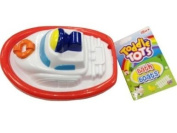 Toddle Tots Bath Boats - Colour Vary