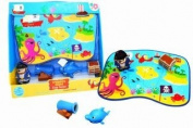 Meadow Kids Treasure Island Bath Squirter Set