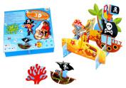 Meadow Kids Treasure Island 3D Scene