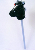 Magic Hobby Horse with Sound - Black [Kitchen & Home]