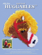 Huggables Hobby Horse Stuffed Toy Latch Hook Kit, 38cm x 28cm