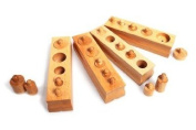 Mini Knobbed Cylinders