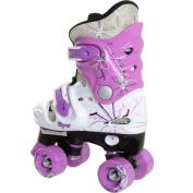Osprey Girls Quad Skates / Roller Boots - Size UK 13-3