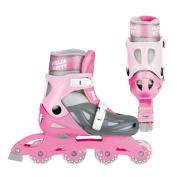 Mondo 18591 - Hello Kitty Inlines Skates adjustable Size M