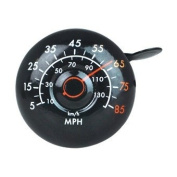 Half Moon Bay Bicycle Bell - Speed Dial Design