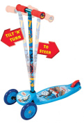 Thomas & Friends Tilt and Turn Scooter - Kids Outdoor Exercise Toy