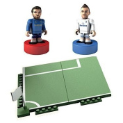 Character Building Sports Stars Collect and Build Figures