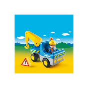 Playmobil 6791 1.2.3 Tow truck