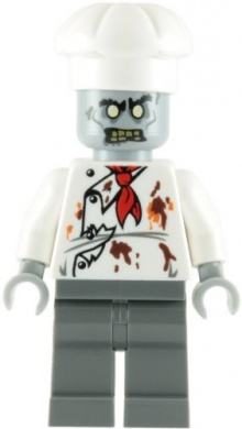 LEGO Monster Fighters: Zombie Chef Minifigure