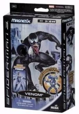 Mega Bloks Marvel Magnetic Figure - Venom