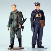 Tamiya - Tank Crew/Infantryman - Wehrmacht 2 Figur