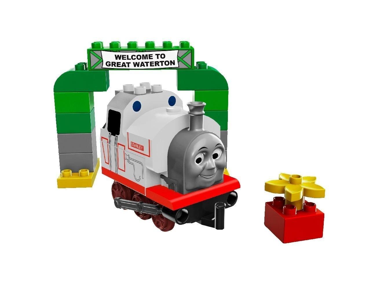 Thomas Duplo Toys Buy Online From Lego 5547 James Celebrates Sodor Day