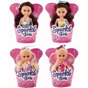 Sparkle Girlz Princess Cupcake Doll