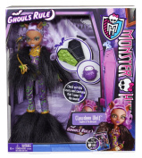 Monster High Clawdeen Wolf Ghouls Rule Doll