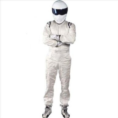 Top Gear Speaking Bendy-Limbed The Stig Doll