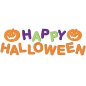 Amscan International Gel Clings Happy Halloween