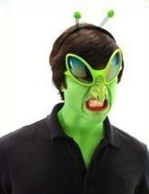 Elope Alien Glasses With Nose