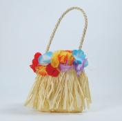 Hawaiian Flower Handbag