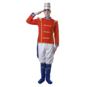 Dress up America Adult Toy Soldier Costume Set