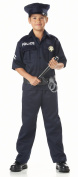 California Costumes Police Child Costume Child