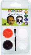 Snazaroo Face Painting Mini Theme Kit-Wild Animals