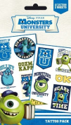 Monsters University Mike and Sully Temporary Tattoo Pack