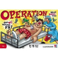 Operation Silly Skill Board Game