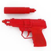 Swat Die Cast Gun With Silencer