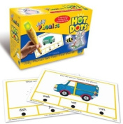 Learning Resources Hot Dots Jolly Phonics First Words